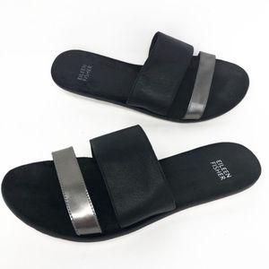 Eileen Fisher Folly Slide Sandals